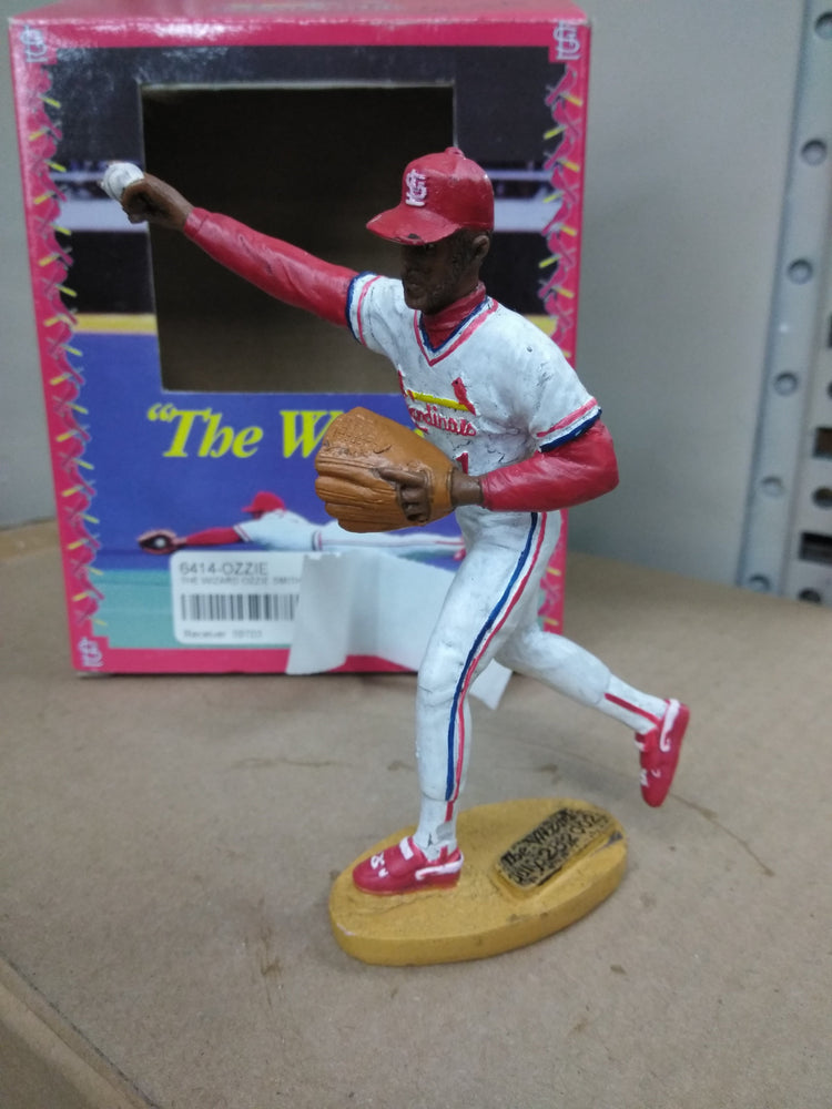 THE WIZARD OZZIE SMITH #1 CARDINALS Bobblehead