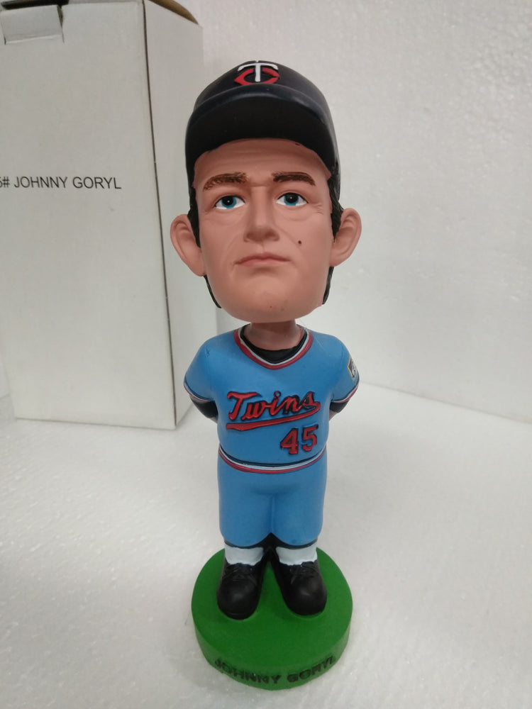 JOHNNY GORIL #45 TWINS Bobblehead