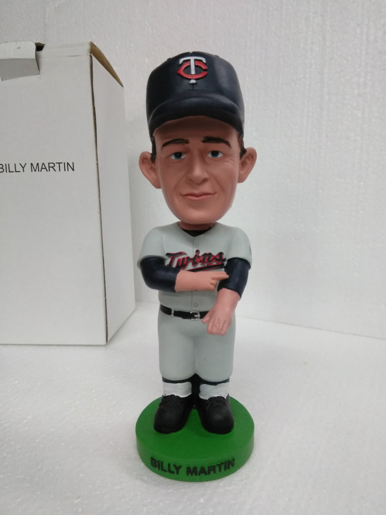 BILLY MARTIN #1 TWINS Bobblehead