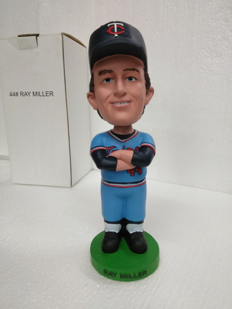 RAY MILLER #44 TWINS Bobblehead