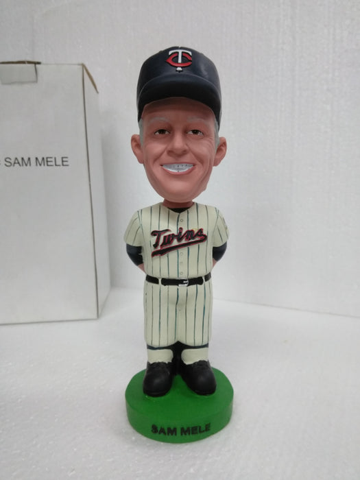SAM MELE #14 TWINS Bobblehead