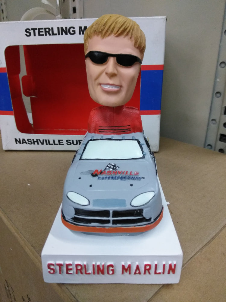 STERLING MARLIN NASHVILLE Bobblehead