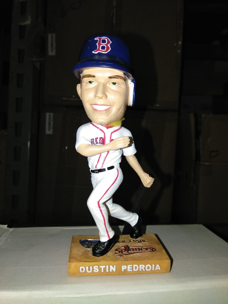 Dustin Pedroia 2008 AL MVP Red Sox Lowell Spinners Lowell Spinners Bobblehead