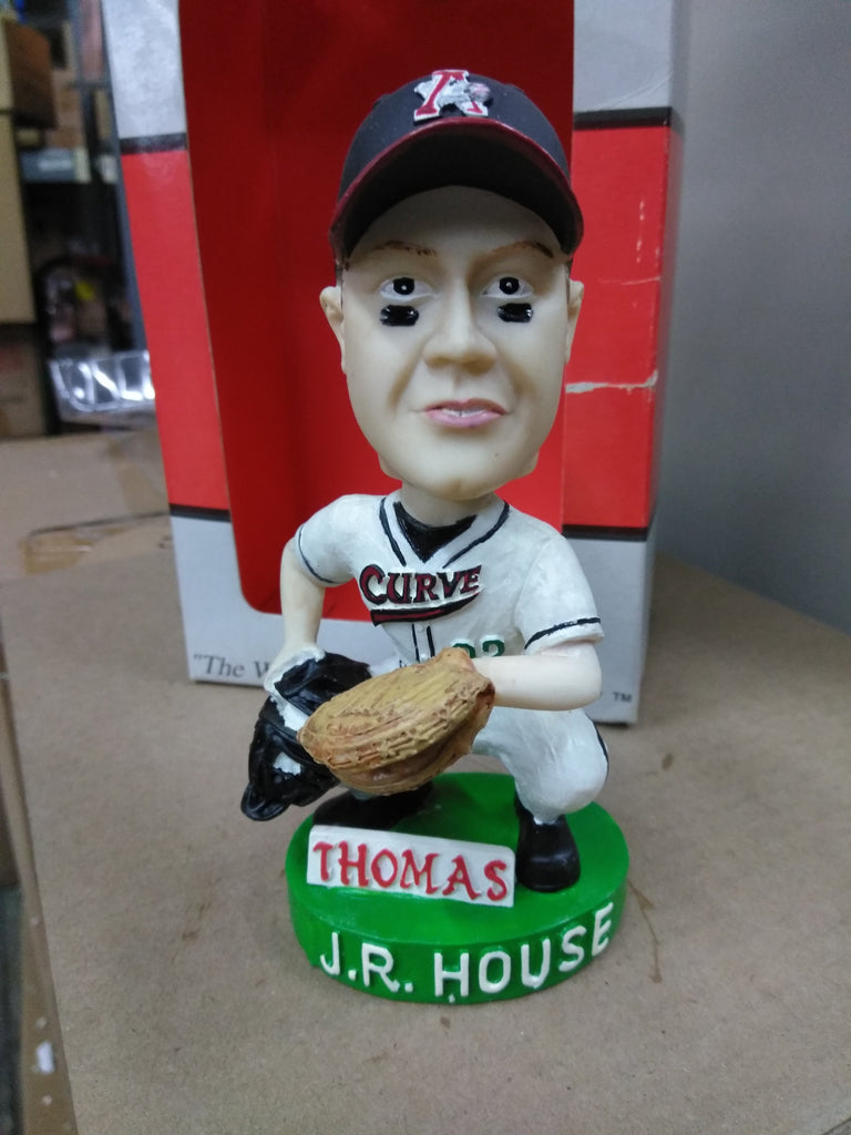 THOMAS JR HOUSE #22 CURVE Bobblehead