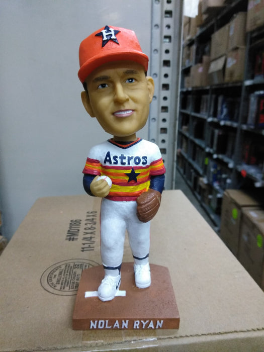 Nolan Ryan Houston Astros Season Ticket Holder Bobblehead