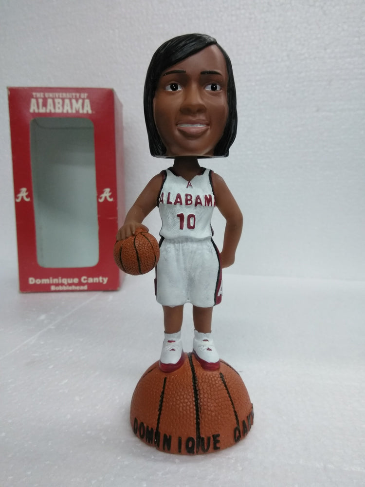 DOMINIQUE CANTY UNIVERSITY OF ALABAMA Bobblehead