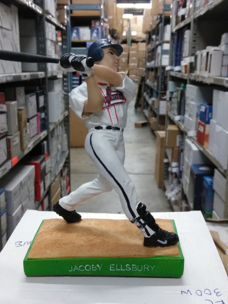 Jacoby Ellsbury Lowell Spinners Statue SGA 2008 Lowell Spinners Bobblehead