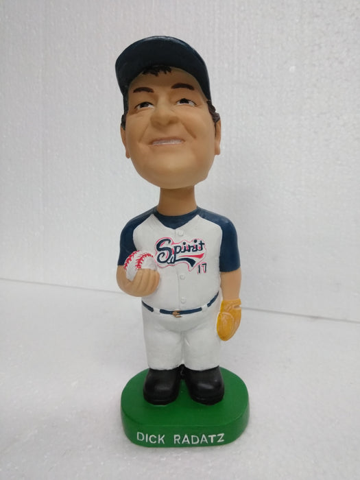 DICK RADATZ #17 SPIRIT Bobblehead