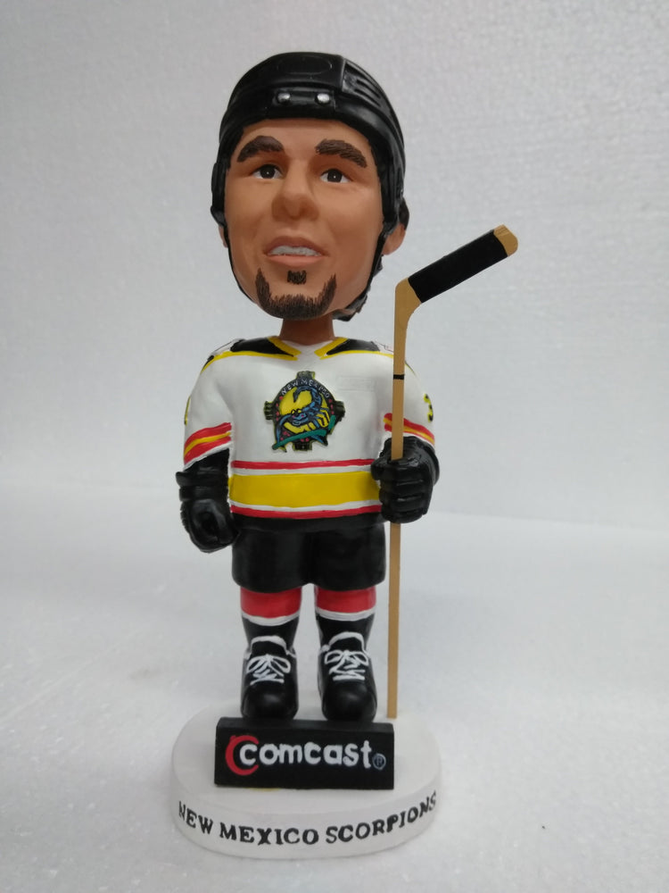 STAHL #32 NEW MEXICO SCORPIONS Bobblehead