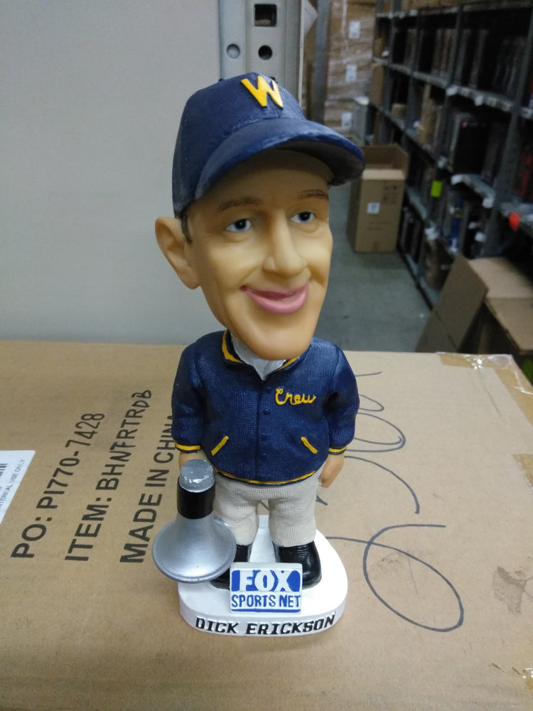 DICK ERICKSON FOX SPORTS NET Bobblehead