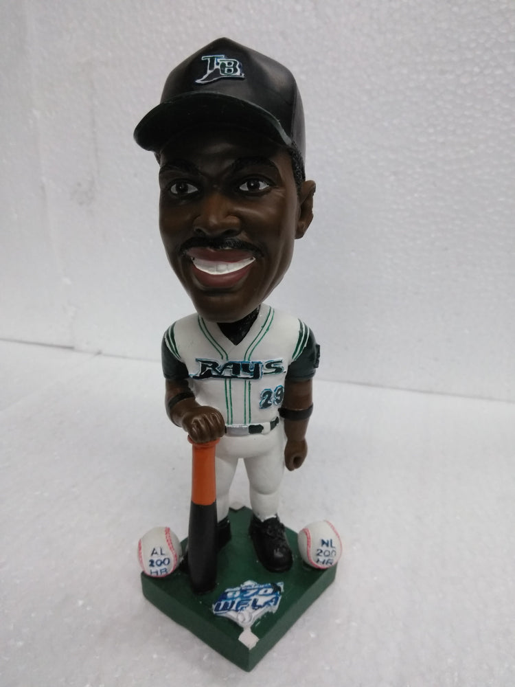 MCGRIFF #29 RAYS 2001 COLLECTORS EDITION Bobblehead