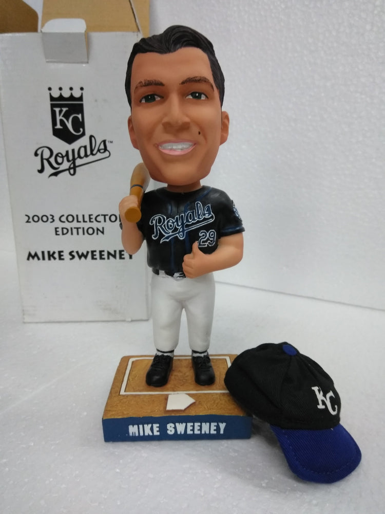 MIKE SWEENEY # 29 ROYALS Bobblehead