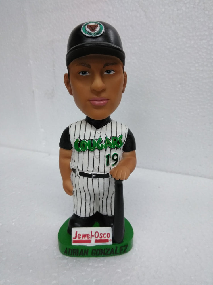 ADRIAN GONZALES #19 COUGARS Bobblehead