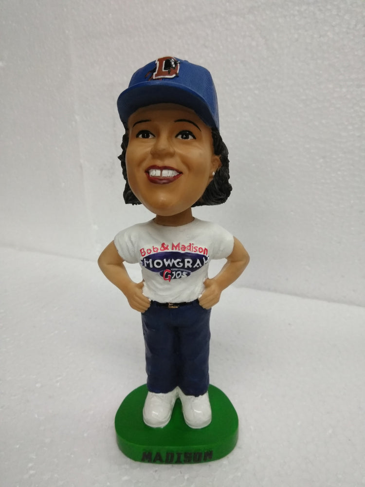 MADISON BOB AND MADISON SHOWGRAM Bobblehead