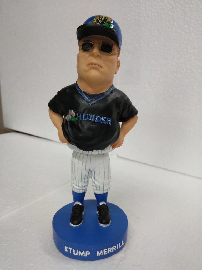 STUMP MERRILL HUNDER Bobblehead