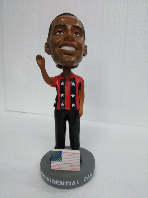 2008 PRESIDENTIAL CANDIDATE OBAMA Bobblehead