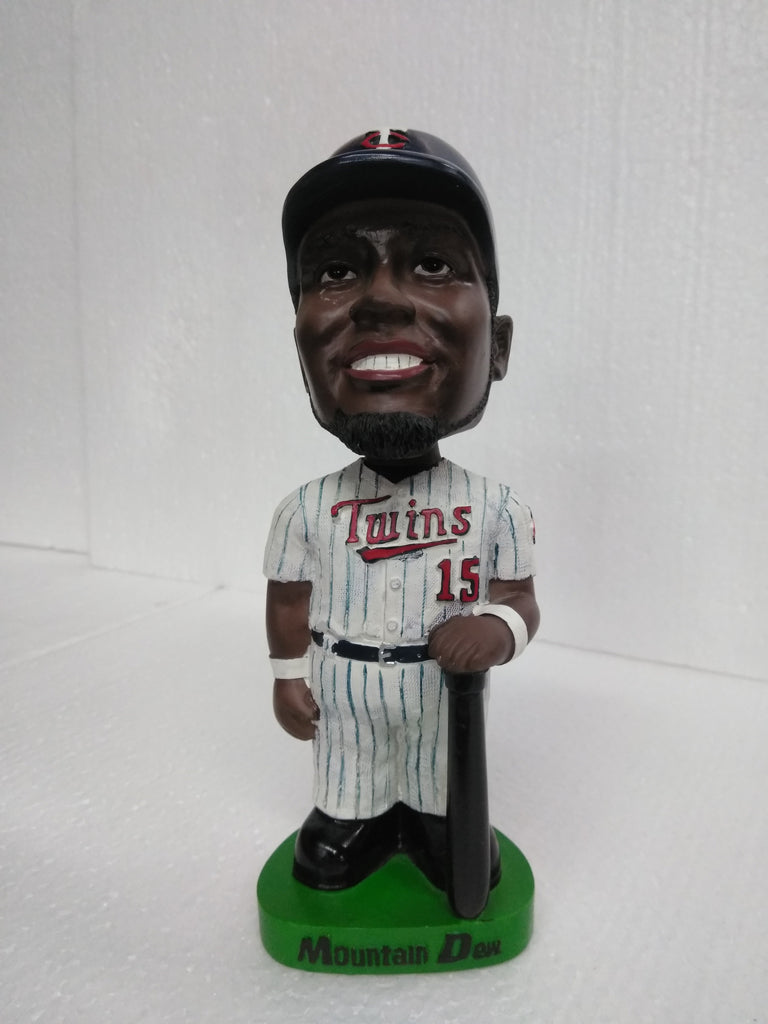 GUZMAN #15 MOUNTAIN DEW TWINS Bobblehead