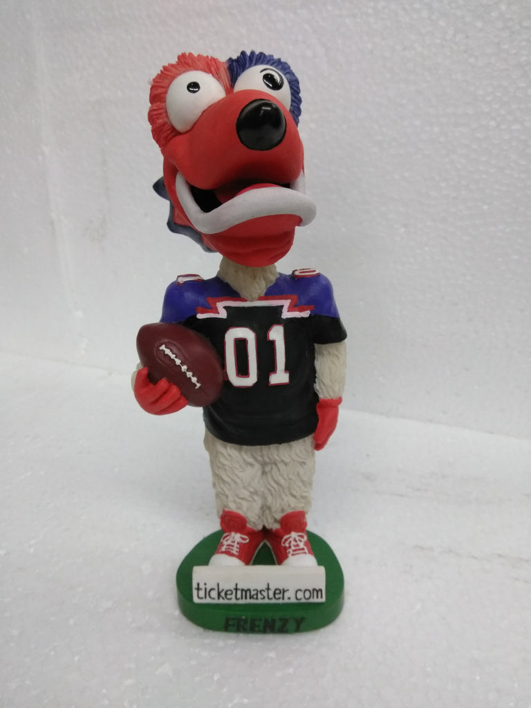 FRENZY #01 TICKETMASTER Bobblehead