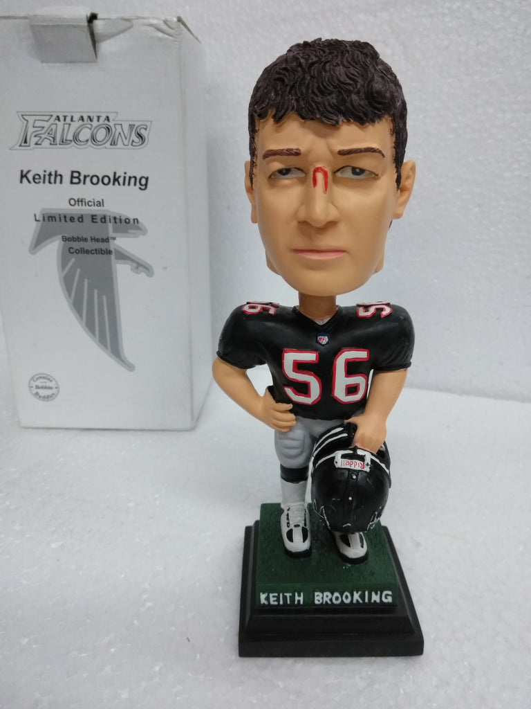 KEITH BROOKING #56 FALCONS Bobblehead