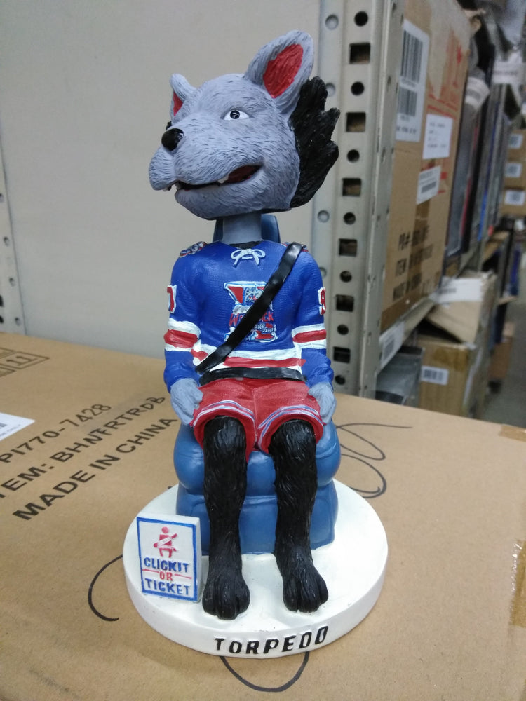 TORPEDO #97 CLICK IT OR TICKET Bobblehead