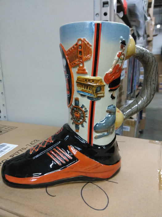 BOOT #09 SF GIANTS OCTOBERFEST Bobblehead
