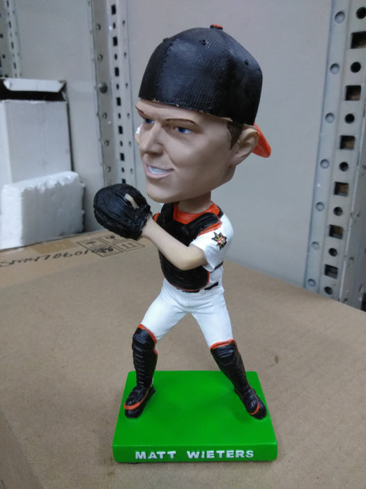 MATT WIETERS #32 STAR LEDGER Bobblehead