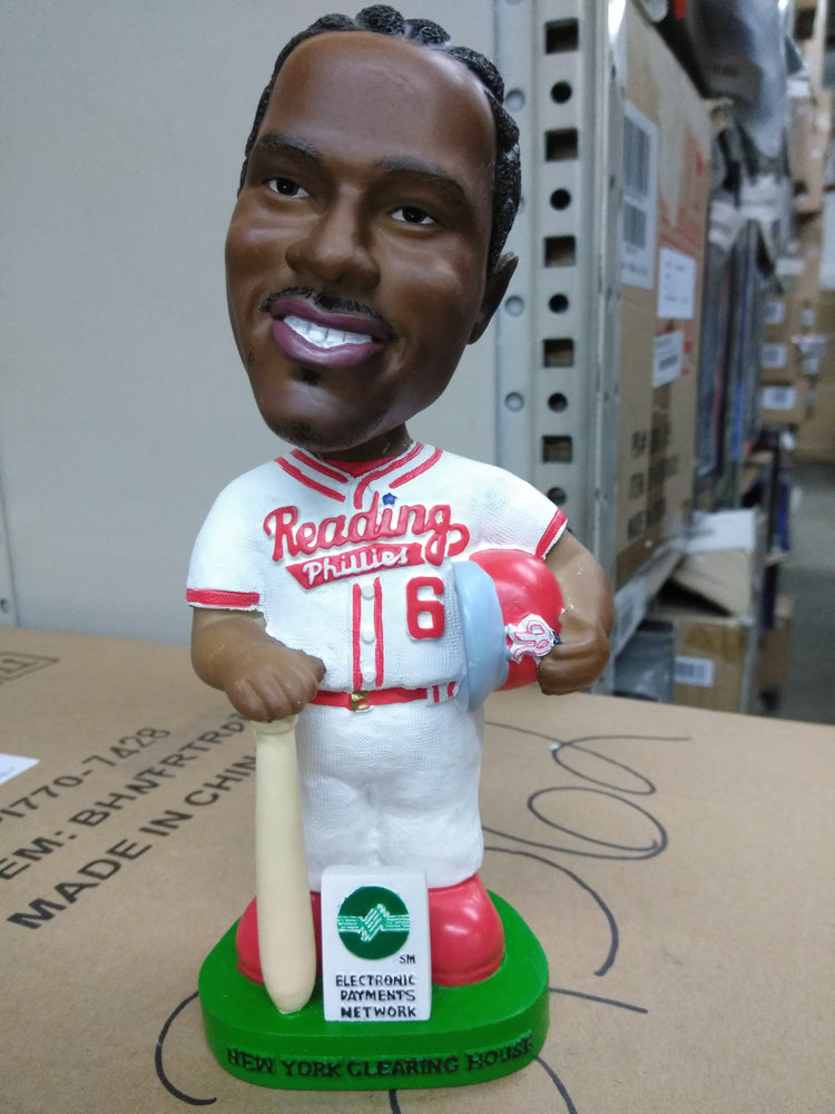 ROLLINS #6 NY CLEARING HOUSE Bobblehead