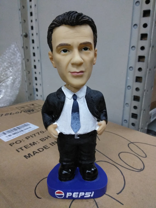 PEPSI MAN IN SUIT RAINBOW FOODS Bobblehead