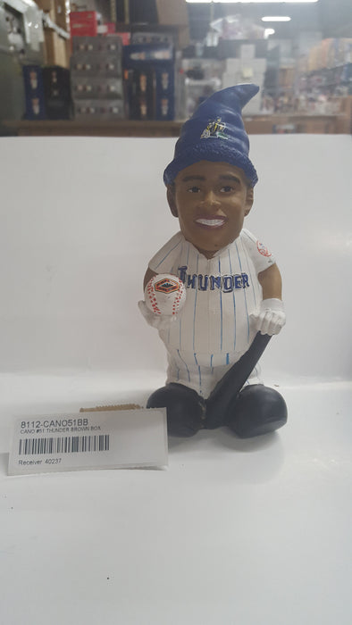 CANO #51 THUNDER BROWN BOX Bobblehead