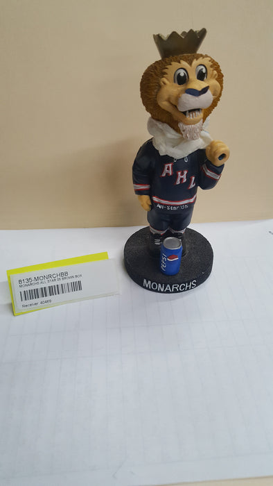 MONARCHS ALL STAR 05 BROWN BOX Bobblehead