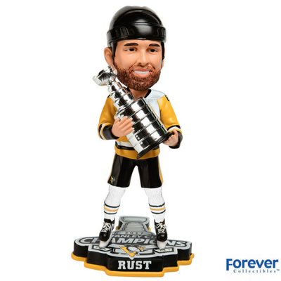 ba91f0947c6 Pittsburgh Penguins 2017 NHL Champions Bobbleheads - National Bobblehead  HOF Store
