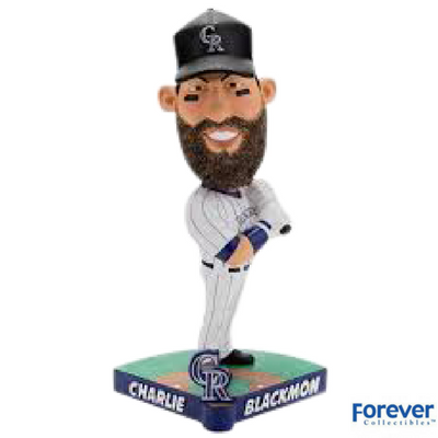 2017 MLB Caricature Bobbleheads