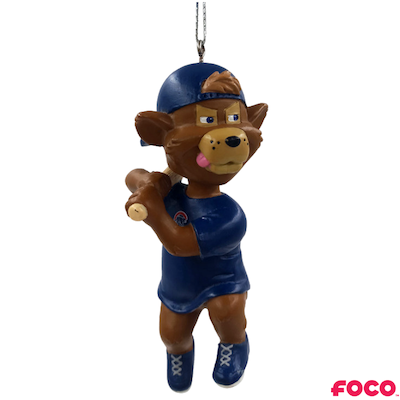 Mascot Bobblehead Ornaments