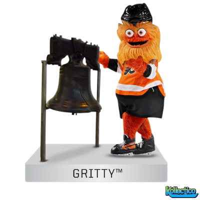 Gritty Philadelphia Flyers Mascot Special Edition Bobbleheads (Presale)