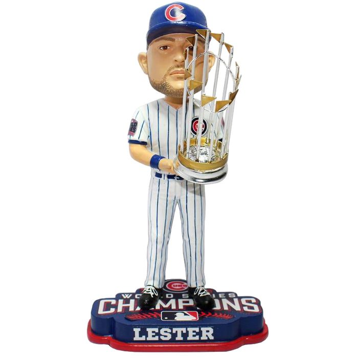 Chicago Cubs 2016 World Series Bobbleheads - BobblesGalore