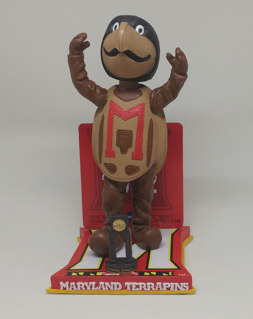 Maryland Terrapins Men's Basketball National Championship Bobblehead - BobblesGalore