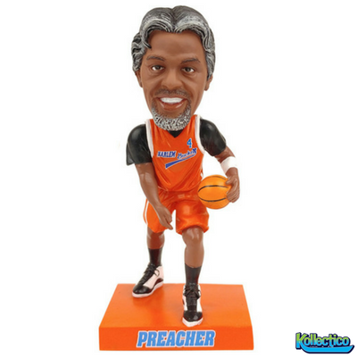 Uncle Drew Movie Bobblehead Preacher - Chris Webber