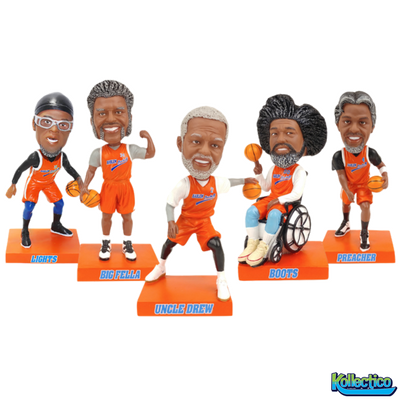 Uncle Drew Movie Bobbleheads