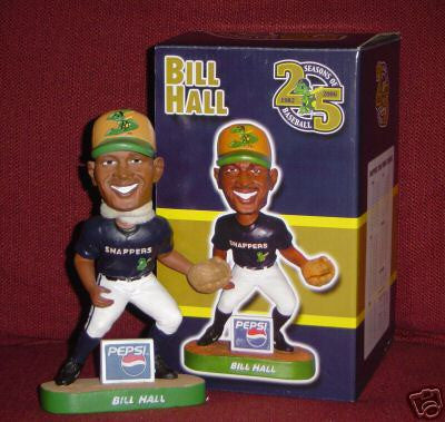Bill Hall Bobblehead - BobblesGalore