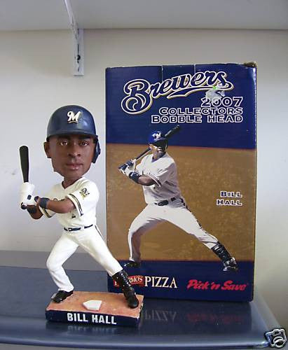Bill Hall Bobblehead