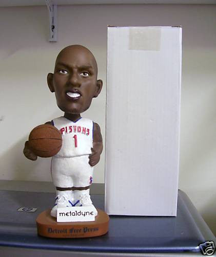Chauncey Billips Bobblehead - BobblesGalore