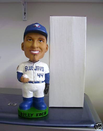 Billy Koch Bobblehead - BobblesGalore