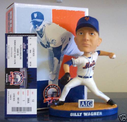Billy Wagner Bobblehead - BobblesGalore
