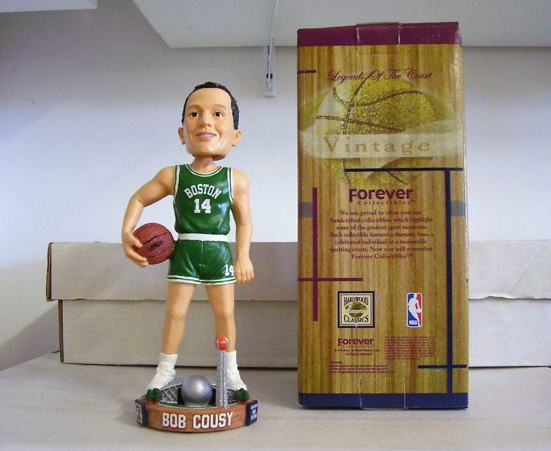"Bob ""The Cooz"" Cousy Bobblehead"