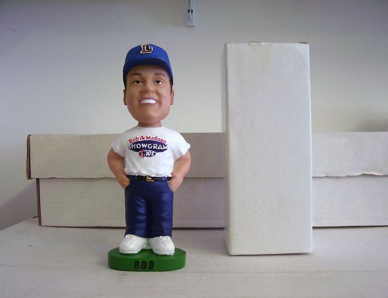Bob and Madison Bobblehead - BobblesGalore
