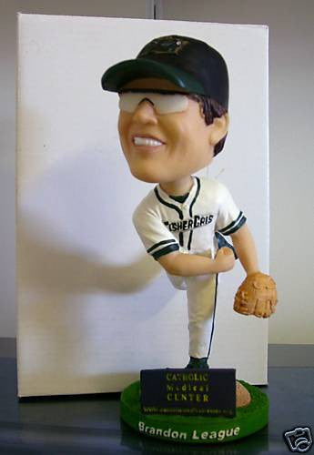 Brandon League Bobblehead - BobblesGalore