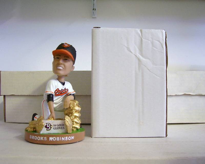 Brooks Robinson Bobblehead - BobblesGalore