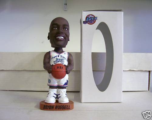 Bryon Russell Bobblehead