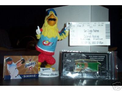 The Chicken Mascot Bobblehead - BobblesGalore