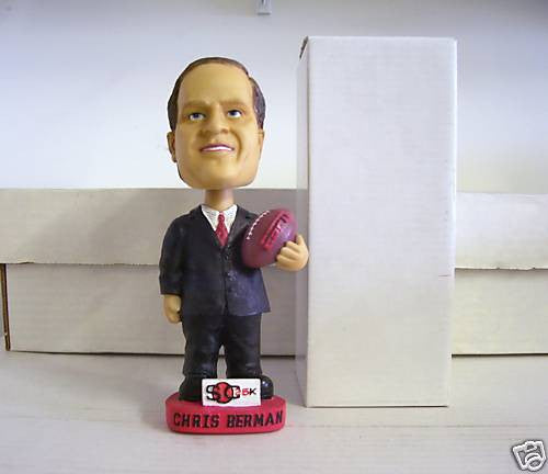 Chris Berman Bobblehead - BobblesGalore
